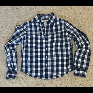 Men's Hollister Button Up